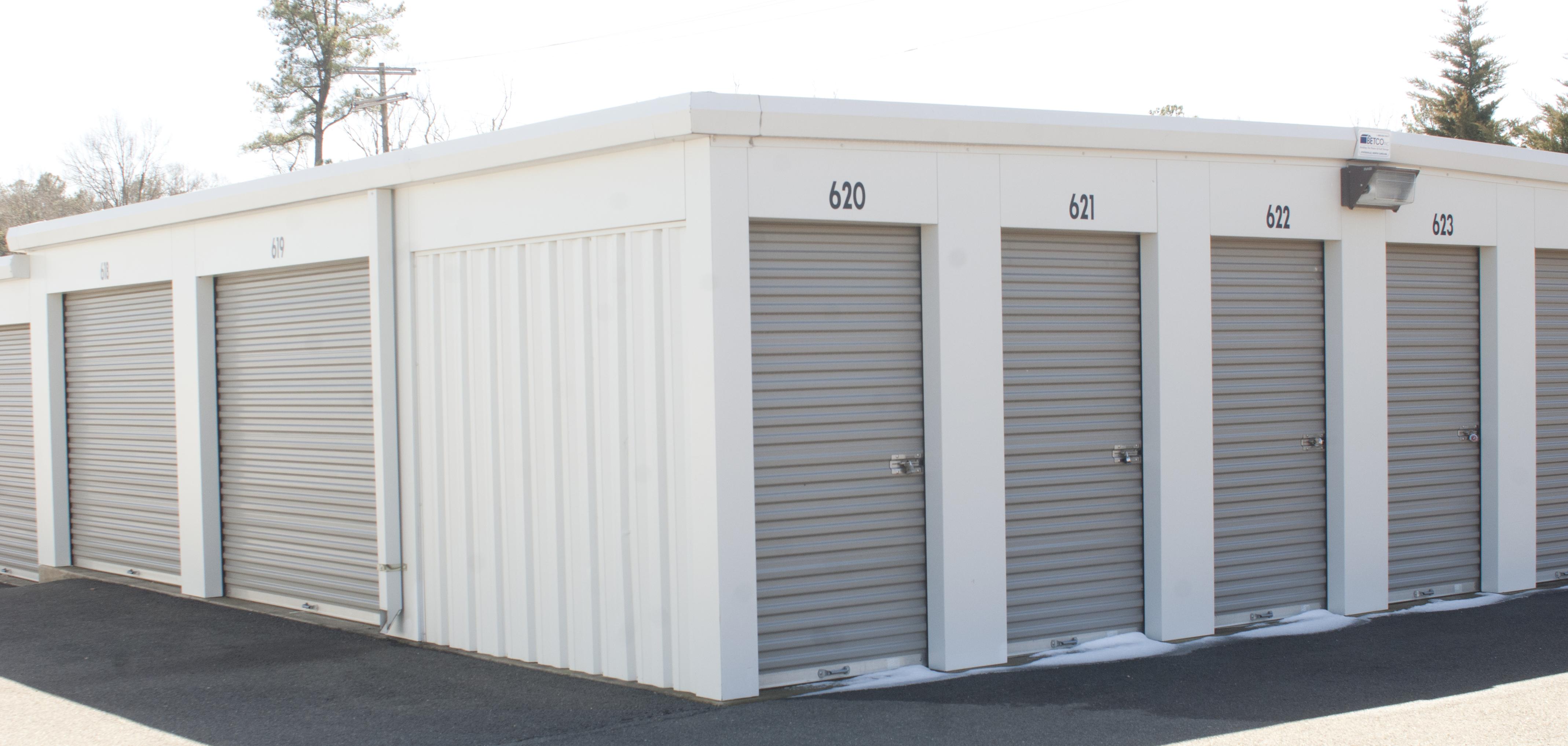 Units White Village Self Storage